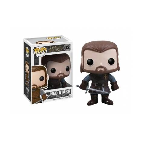 POP! TELEVISION: GAME OF THRONES - NED STARK #02 VINYL FIGURE