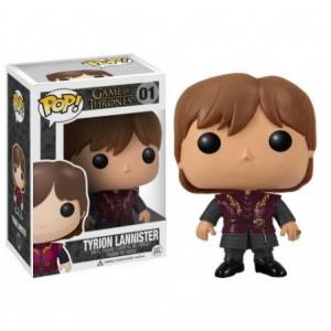 POP! TELEVISION : GAME OF THRONES TYRION #01 VINYL FIGURE