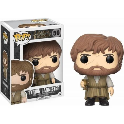 POP! Television: Game of Thrones - Tyrion Lannister #50 Vinyl Figure