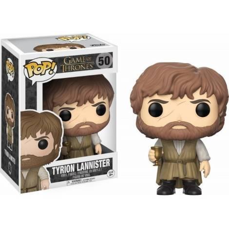 POP! Television: Game of Thrones - Tyrion Lannister #50 Vinyl Figure - με πιεσμένο κουτάκι