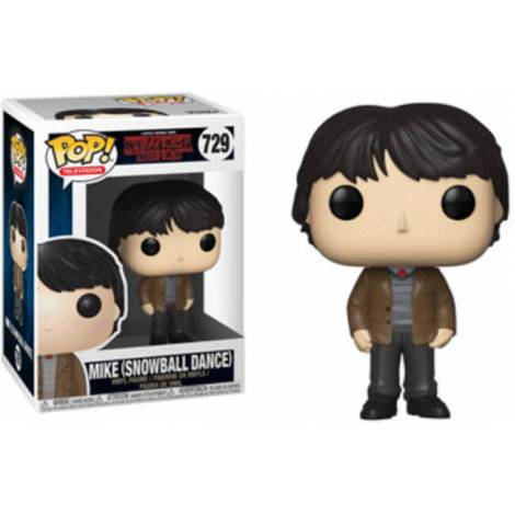 POP! Television: Stranger Things - Mike at Dance #729 Vinyl Figure