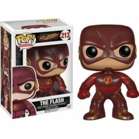 POP! TELEVISION: THE FLASH #213 VINYL FIGURE