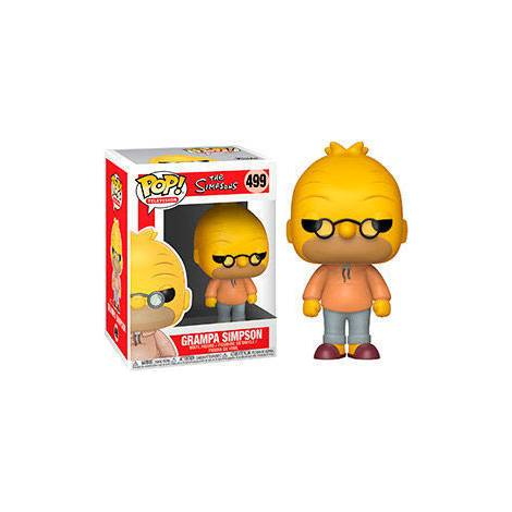 Pop! Television: The Simpsons - Abe #499