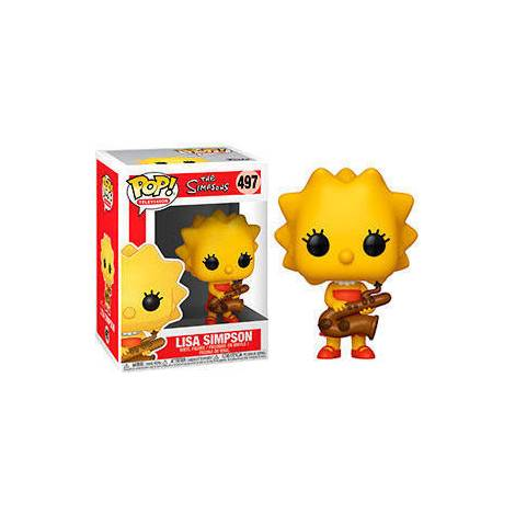 Pop! Television: The Simpsons - Lisa #497
