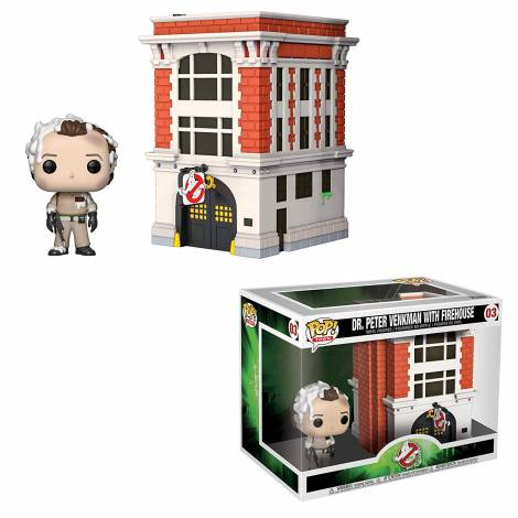 POP! Town: GB - Peter w/House