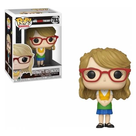 POP! TV : Big Bang Theory Bernadette Rostenkowski #783 Vinyl Figure