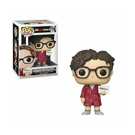 POP! TV : Big Bang Theory Leonard Hofstadter #778 Vinyl Figure