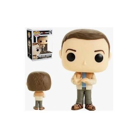 POP! TV : Big Bang Theory Sheldon Cooper #776 Vinyl Figure