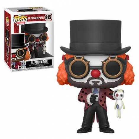 POP TV: La Casa de Papel - Professor O Clown