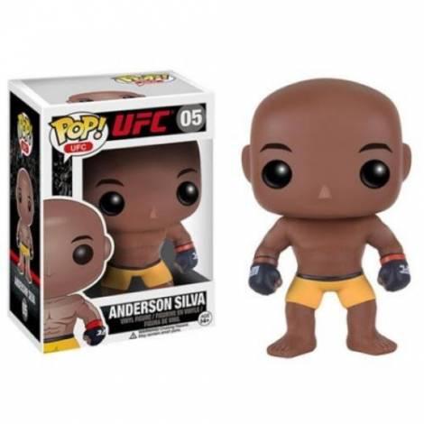 POP! UFC: ANDERSON SILVA #05 VINYL FIGURE