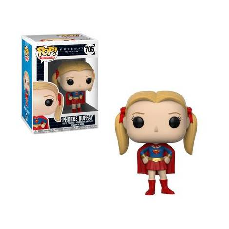 POP! Vinyl: Friends: Superhero Phoebe Vinyl Figure