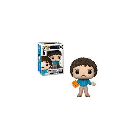 POP! Vinyl: Friends: Two Tan Ross Vinyl Figure