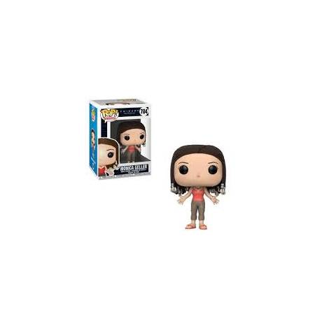 POP! Vinyl: Friends: Vacation Monica Vinyl Figure
