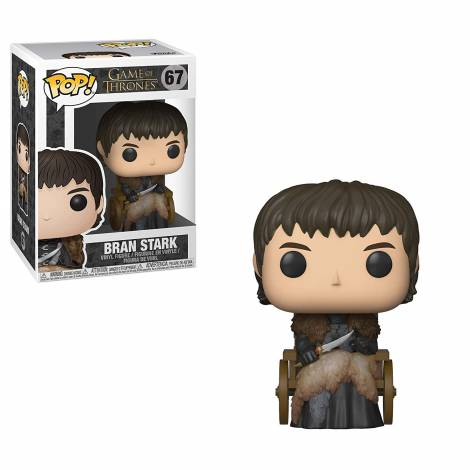 POP Vinyl: Game of Thrones - Bran Stark #67 Vinyl Figure