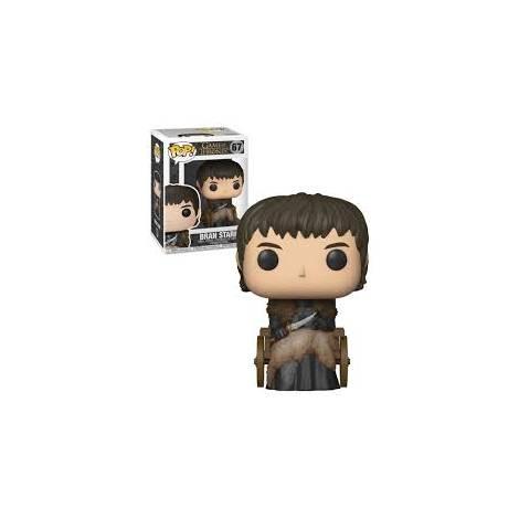 POP Vinyl: Game of Thrones - Bran Stark #67 Vinyl Figure