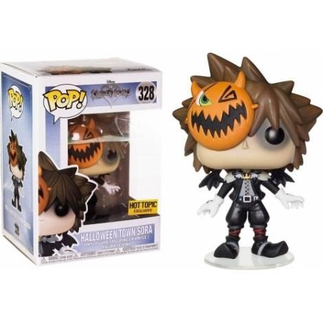 POP Vinyl Halloween Town Sora #328 Kingdom Hearts