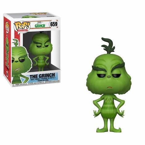 POP! Vinyl: The Grinch 2018: The Grinch #659 Vinyl Figure