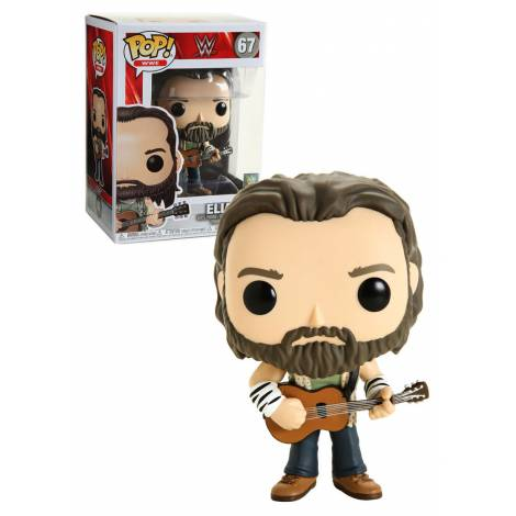 POP! WWE: Elias (w/ guitar) # Vinyl Figure