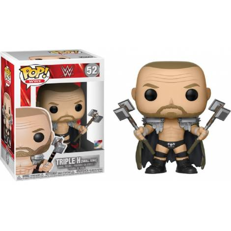 POP! WWE - Triple H [Skull King]* #52 Vinyl Figure