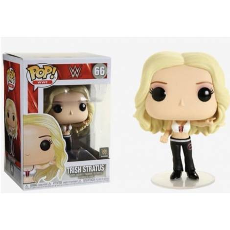 POP! WWE: Trish Stratus # Vinyl Figure #66