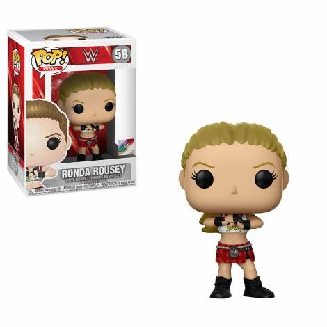 POP! WWE: WWE S8 - Ronda Rousey #58 Vinyl Figure