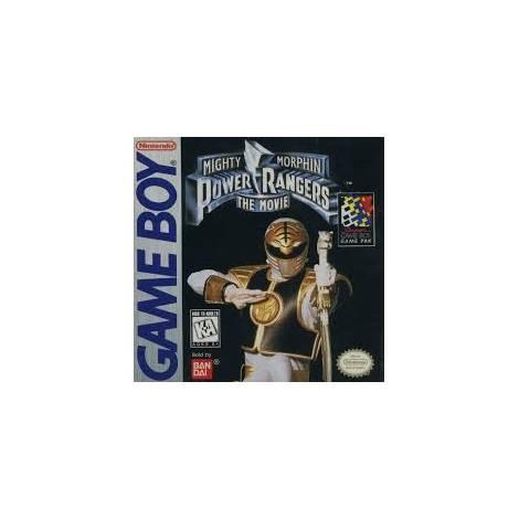 Power Rangers: The Movie - χωρίς κουτάκι (GAME BOY)