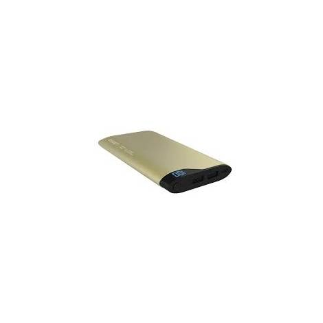 PowerBank Cygnett 6000mAh 2prt Gold