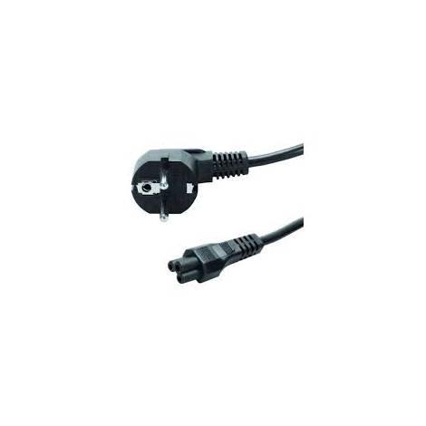 Powertech ρεύματος 3pin - 3 x 0.3mm - 1,5m (CAB-P005)