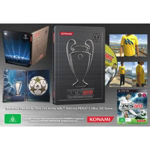 Pro Evolution Soccer 2013 (UEFA Champions League Steelbook) ΕΛΛΗΝΙΚΟ (XBOX 360)