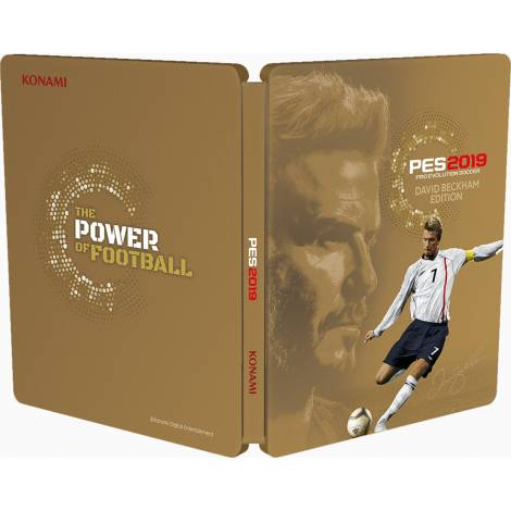 Pro Evolution Soccer 2019 David Beckham Edition Με Ελληνική Εκφώνηση (PS4)
