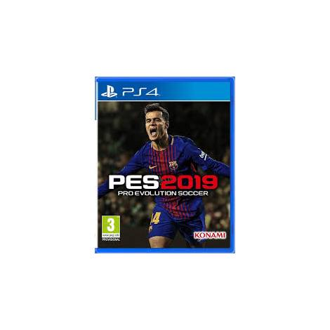 Pro Evolution Soccer 2019 GR (PS4) (Ελληνικό)