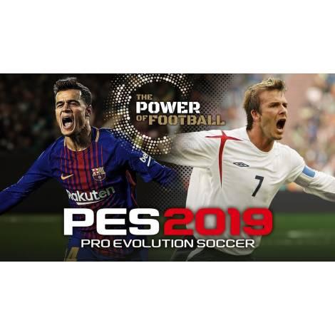 Pro Evolution Soccer 2019 (PC)