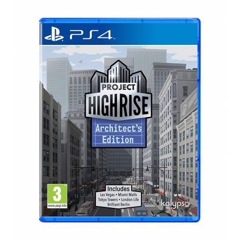 Project Highrise Architects Edition (PS4)