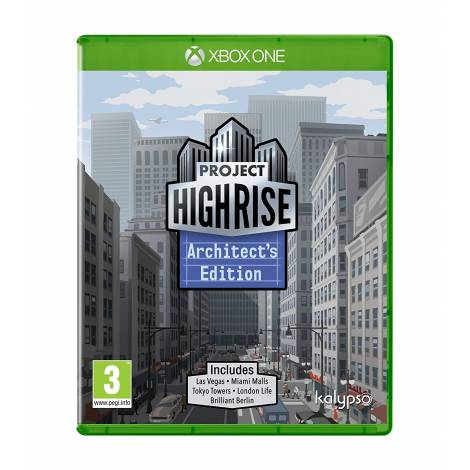 Project Highrise Architects Edition (Xbox One)