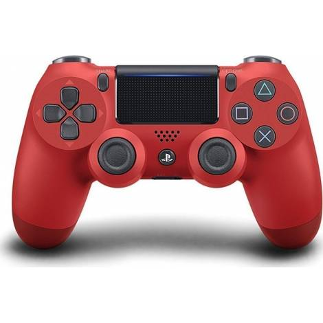 SONY NEW DUALSHOCK 4 WIRELESS CONTROLLER RED V2 (PS4)