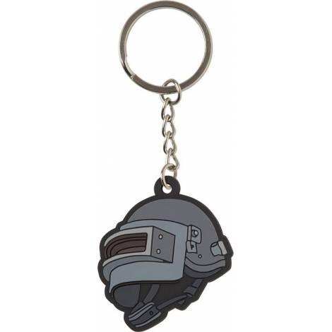 PUBG - Level 3 Helmet PVC Keychain (8852)