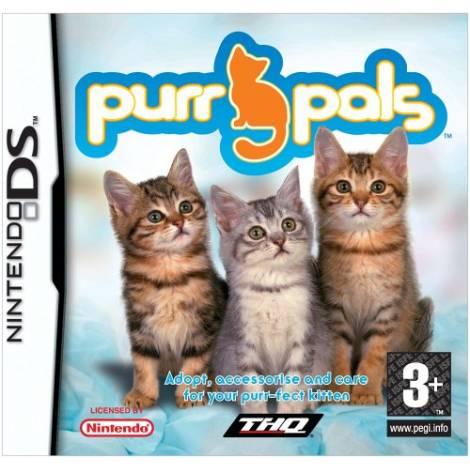 Purr Pals - χωρίς κουτάκι (NINTENDO DS)