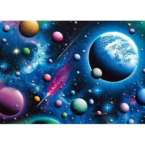 Puzzle Κόσμος 2000pcs (58290) Schmidt