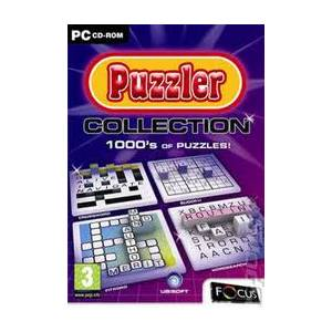 Puzzler Collection - 1000`s Of Puzzles (PC)