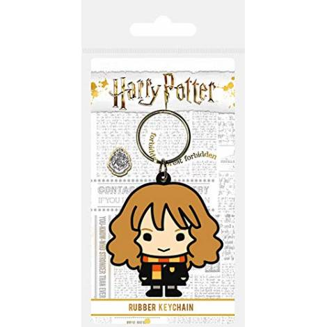Pyramid Harry Potter - Hermione Chibi Rubber Keychain (RK38832C)