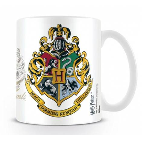 Pyramid Harry Potter (Hogwarts Crest) Mug (MG22060C)
