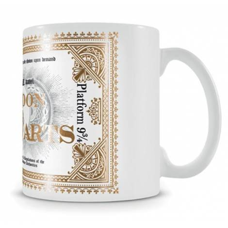 Pyramid Harry Potter (Hogwarts Express Ticket) Foil Mug (FMG24969)