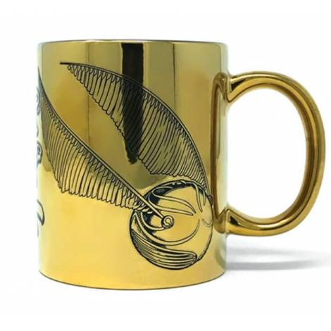 Pyramid Harry Potter (Im A Catch) Chrome Mug (FMG25074)