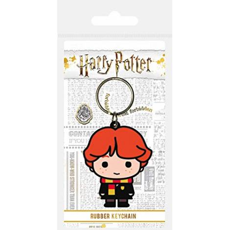 Pyramid Harry Potter - Ron Chibi Rubber Keychain (RK38833C)