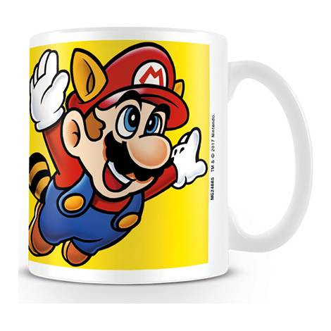 Pyramid International Nintendo - Super Mario (super Mario Bros 3) Coffee Mug (mg24885)