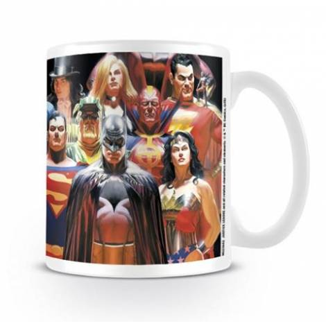 Pyramid Justice League (Volume 1) Mug (MG23834)