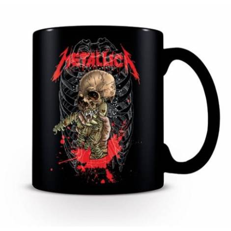 Pyramid Metallica (Pin Head) 11Oz Mug (MG25099)