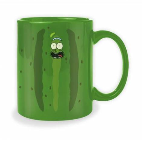 Pyramid Rick And Morty (Pickle Rick) Green Mug (MG24893C)