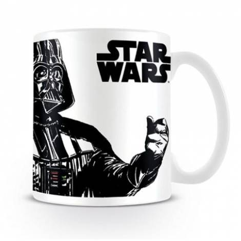 Pyramid Star Wars (The Power Of Coffee) Mug (MG23469)