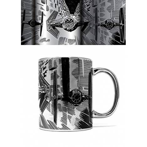 Pyramid Star Wars (Tie Attack) Chrome Mug (FMG25015)